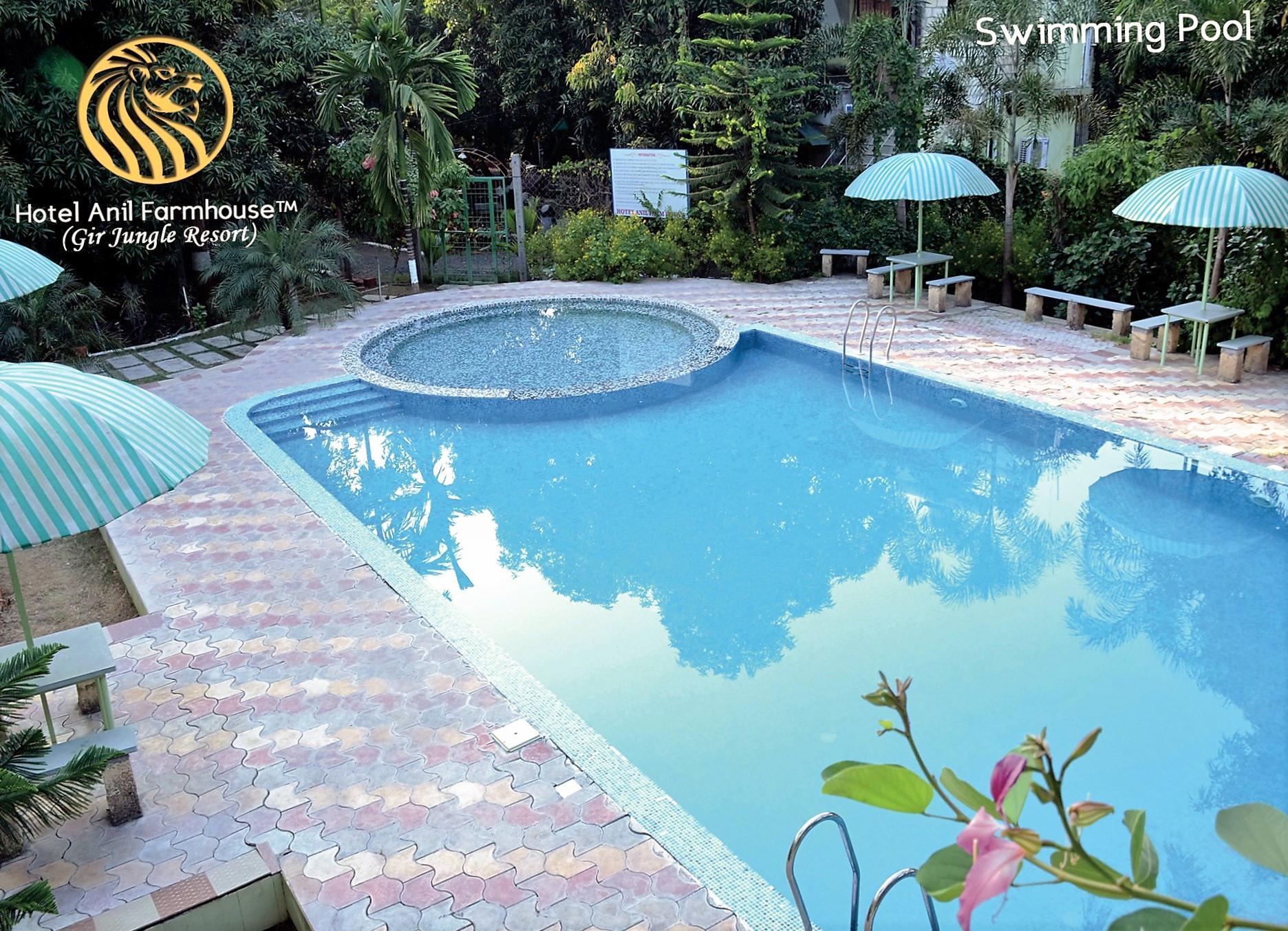 Hotel Anil Farmhouse   Gir Jungle Resort
