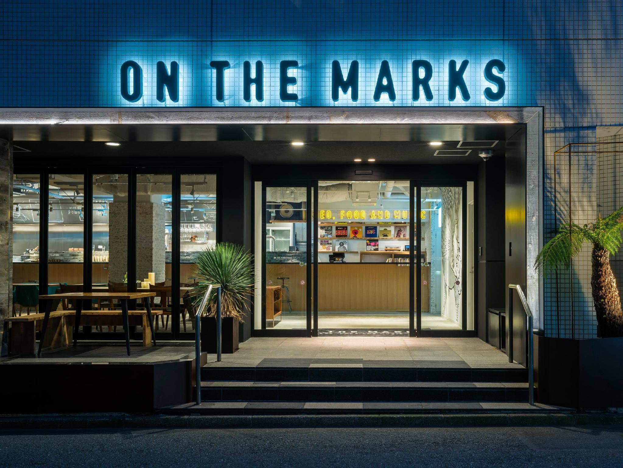 HotelandHostel On The Marks Tokyo Kawasaki