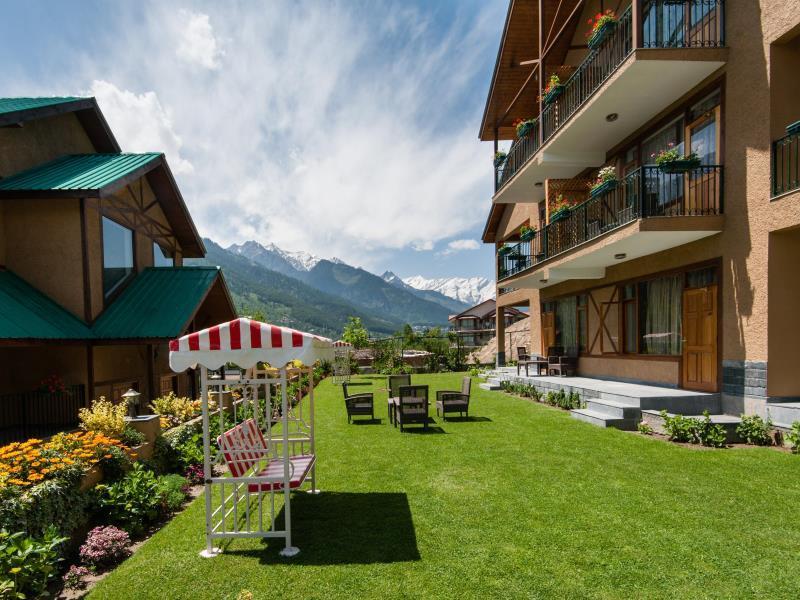 Review The Anantmaya Resort