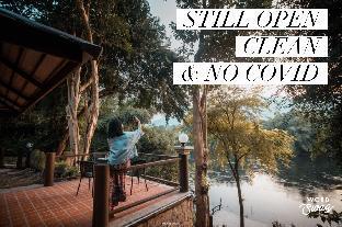 [ワンドン]スタジオ ヴィラ(40 m2)/1バスルーム La Foresta by the river lodge Kanchanaburi #villa1