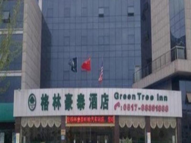 GreenTree Inn Hebei Bazhou Shengfang Bus Station Hotel