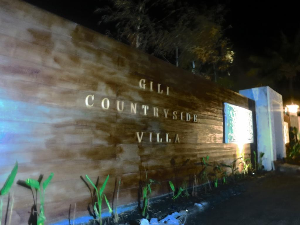 Gili Countryside Villa