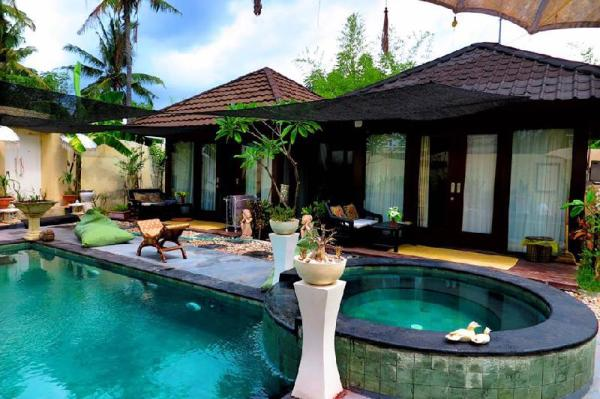 Gili Countryside Villa Lombok