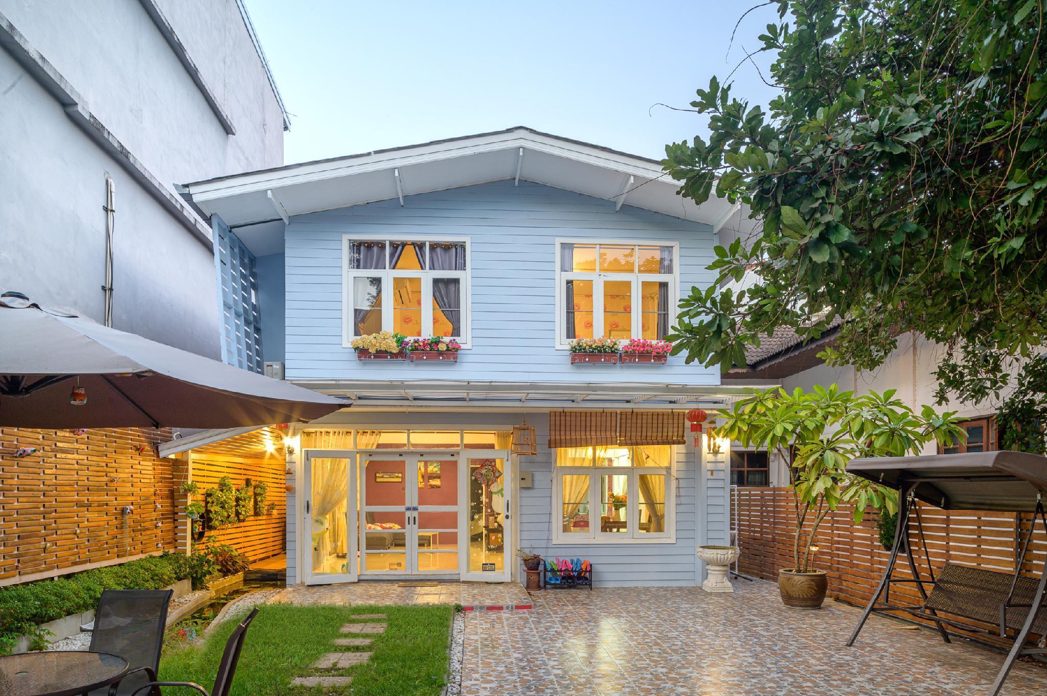 Mousse House วิลลา 4 ห้องนอน 3 ห้องน้ำส่วนตัว ขนาด 200 ตร.ม. – นิมมานเหมินทร์