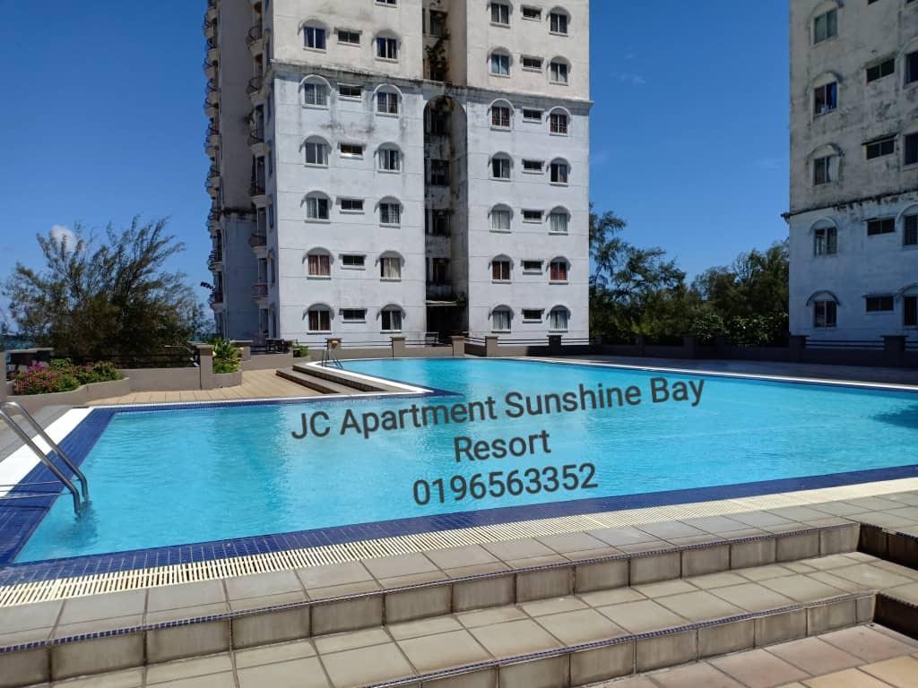 JC Sunshine Bay Resort Apartment Condominium