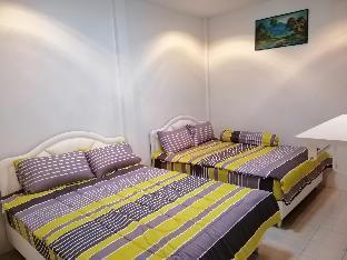 [アンシラ]一軒家(120m2)| 2ベッドルーム/1バスルーム NB Bangsaen House@NB3