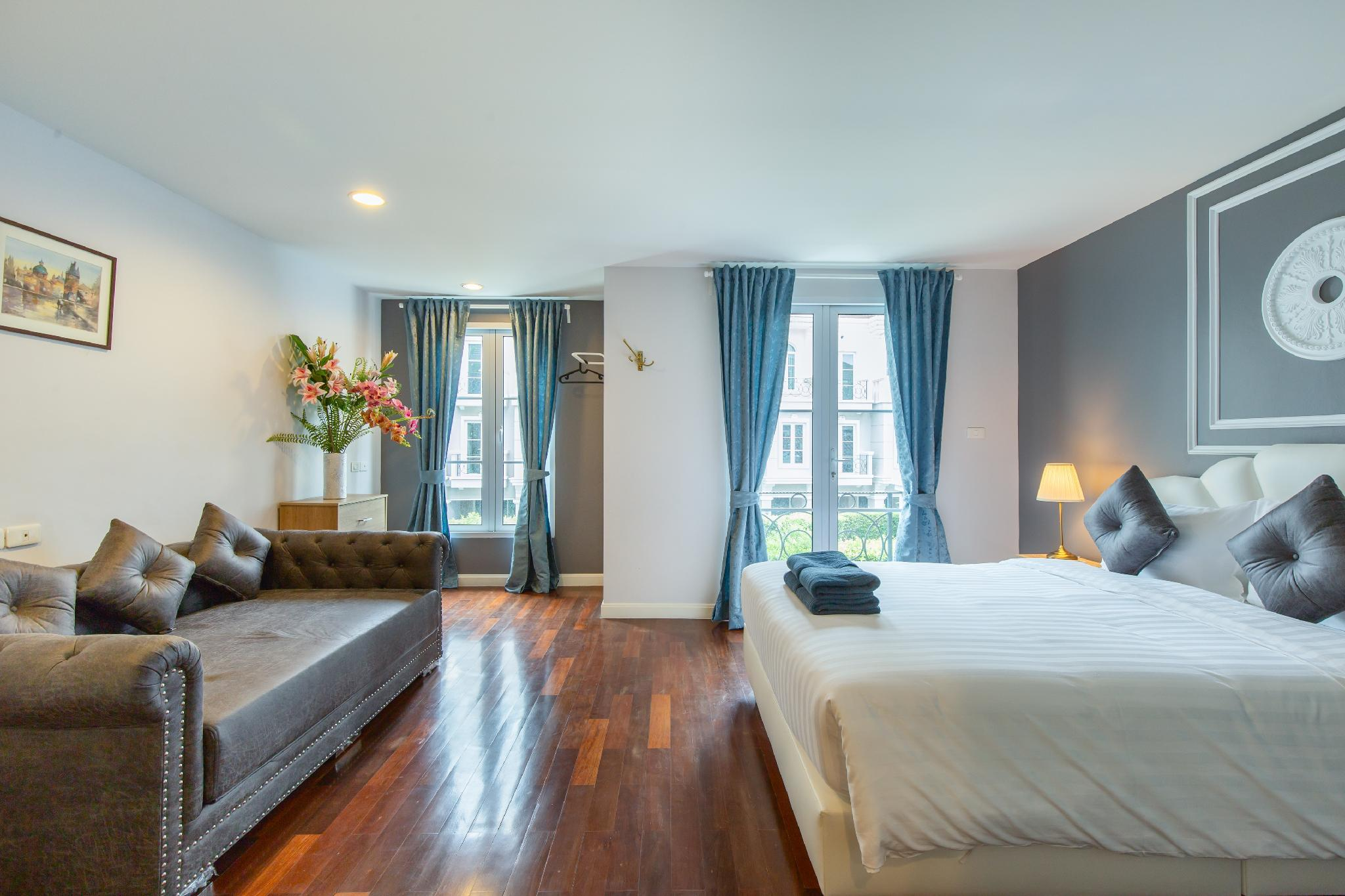 Breezy Haus By Max In Asoke Pool Close To BTS MRT