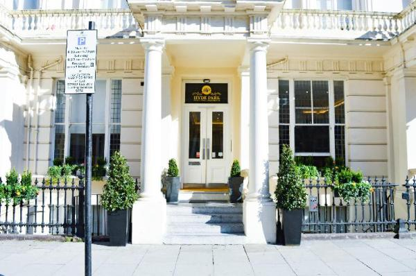 Hyde Park Executive Apartments London