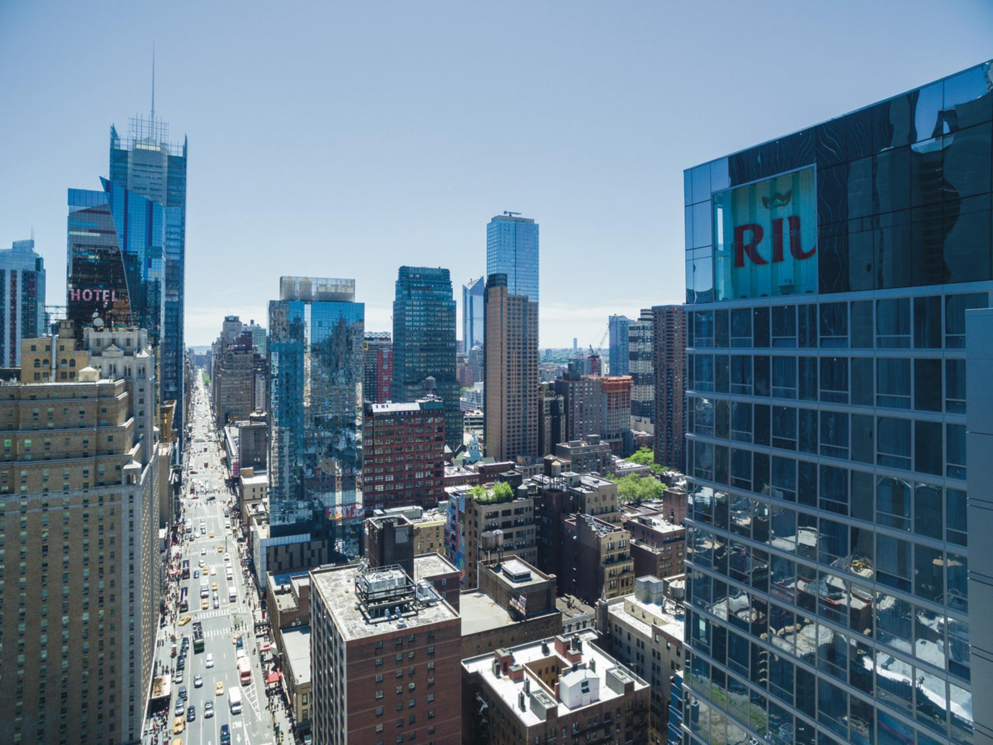 Price Riu Plaza New York Times Square