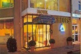 Фото отеля Brit Hotel Tours Sud – Le Cheops