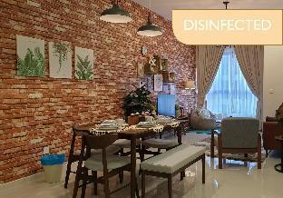 Dsara Sentral  Audrey s Home  2BR   MRT Link  WIFI