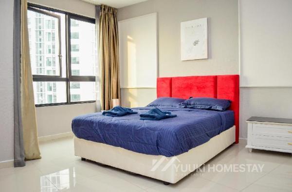 I City @ I Soho 1 BEDROOM @Yuuki Homestay (001U) Shah Alam