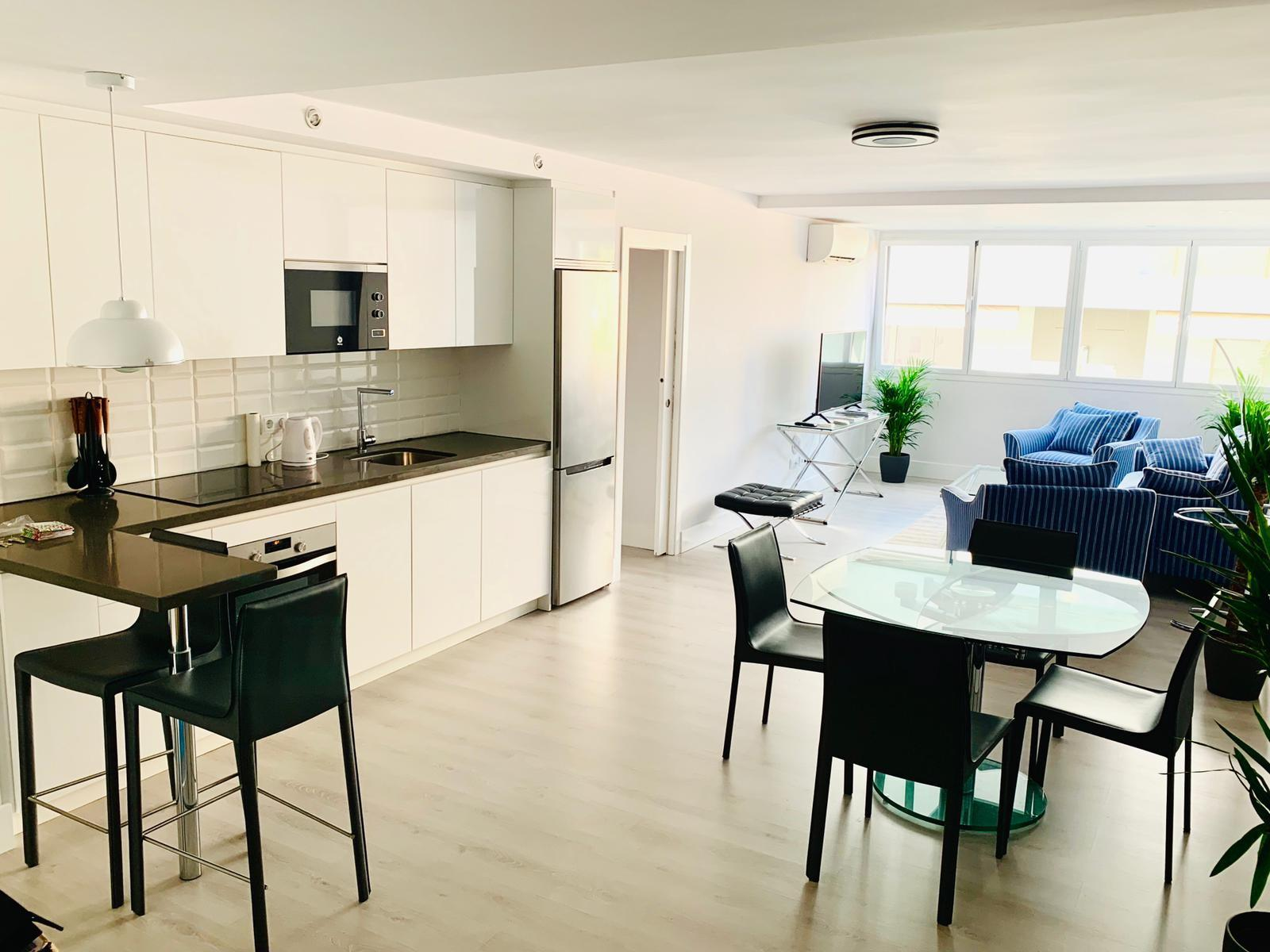 Cozy modern appartment in central Marbella