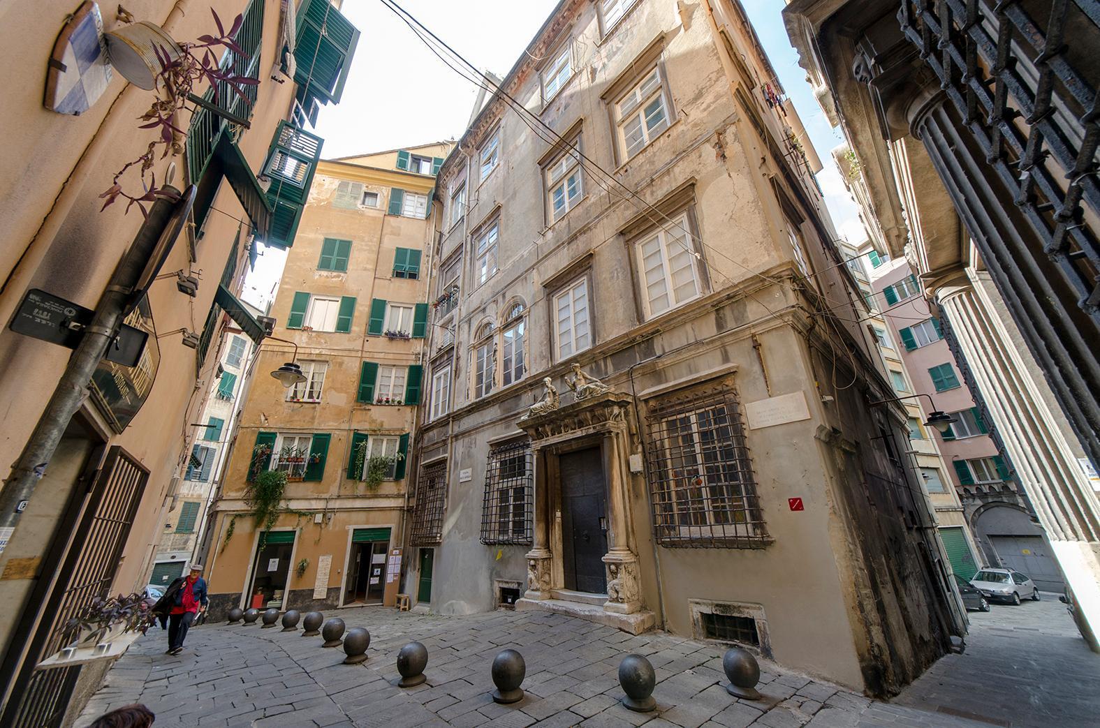 Casa Dei Velieri   Historic Centre Of Genova