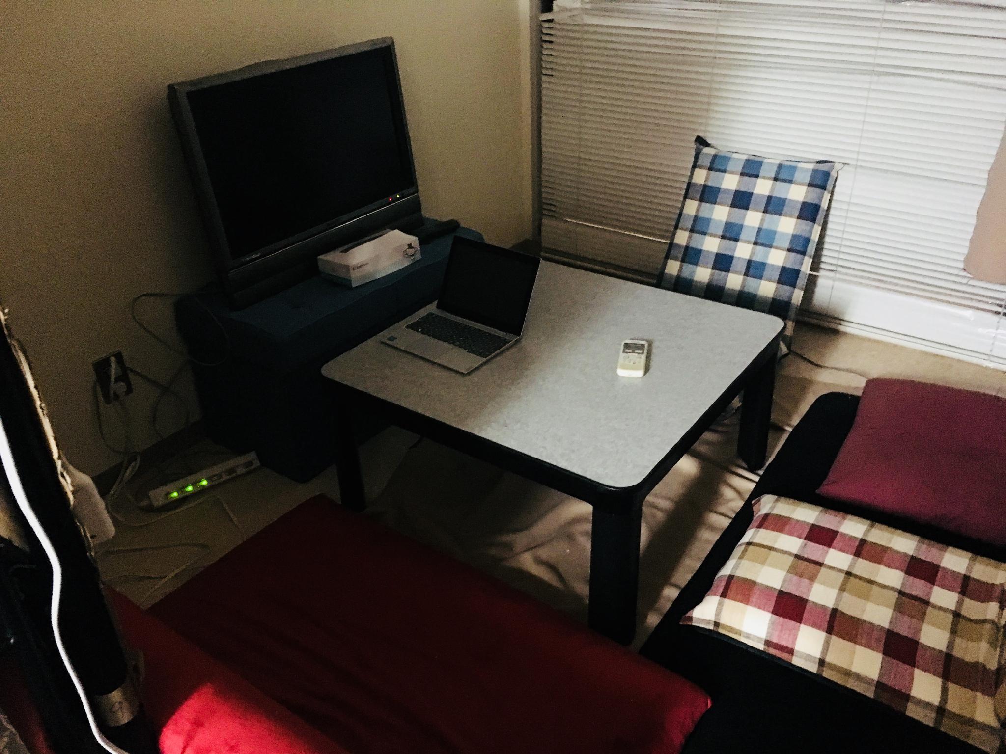 Shinjuku Dormitory Shared Mixed H