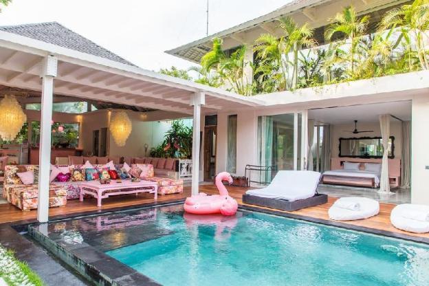 5 BDR Families Villa in Canggu