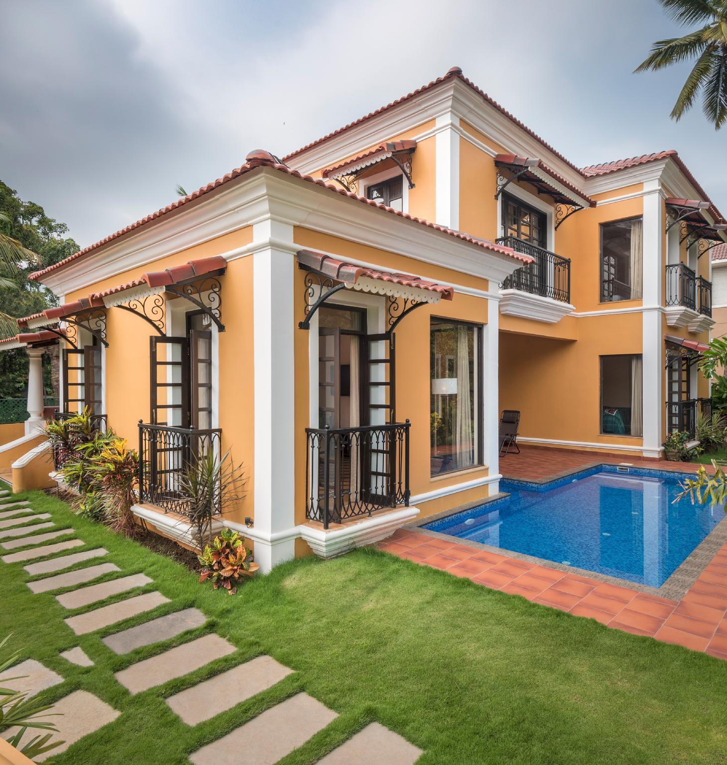 Villa Portico By Iksha