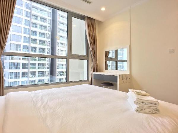 B luxury apartment, Vinhomes Central Park. Ho Chi Minh City