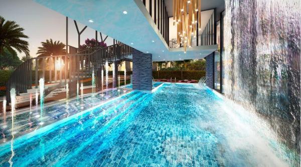 Apartment 70m2 Dist 2 l 2 Bed I Pool, Gym &Garden Ho Chi Minh City