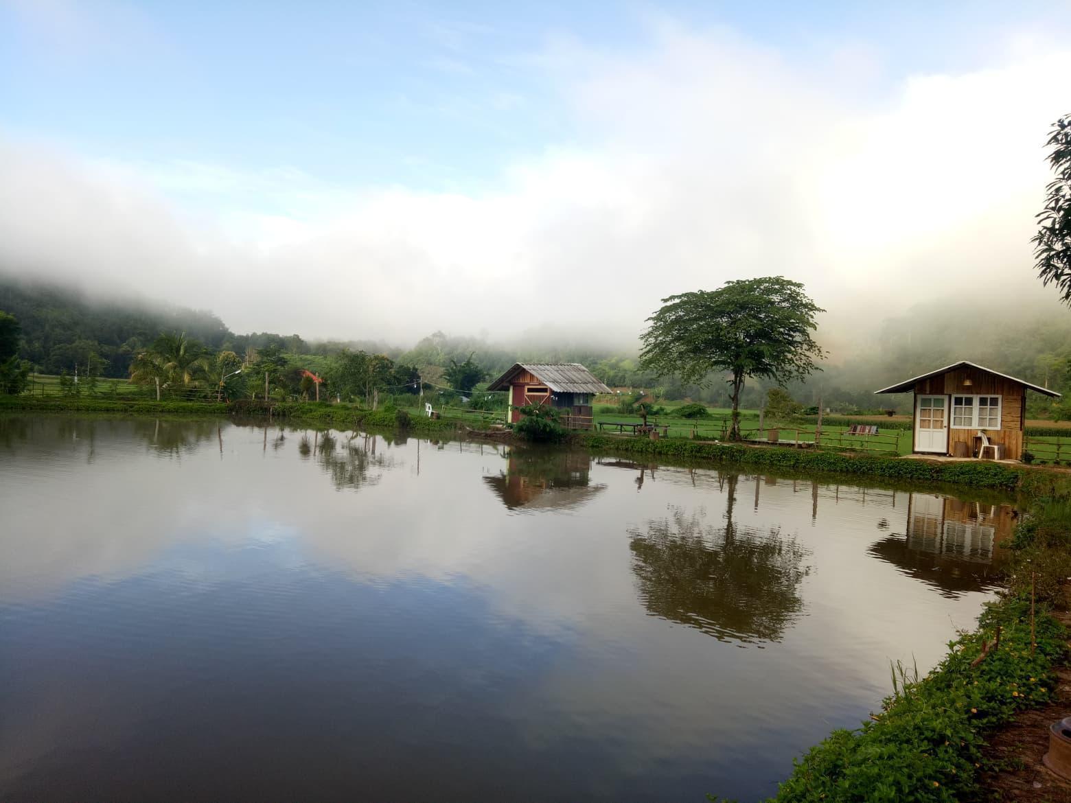 Samoeng fishing park @ home stay สตูดิโอ บังกะโล 1 ห้องน้ำส่วนตัว ขนาด 13 ตร.ม. – สะเมิง