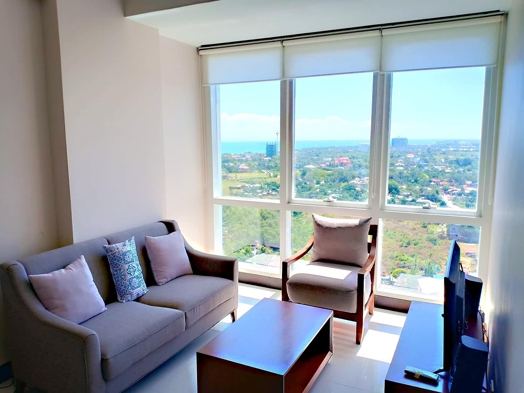Mactan Newtown Oceanview One Bedroom 16th Floor