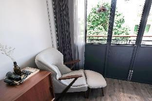 [ナイトバザール]アパートメント(38m2)| 1ベッドルーム/1バスルーム 38 SQM with Terrace and Bathtub near Night Bazaar