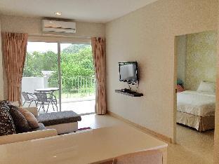 [サムロイヨッド]アパートメント(57m2)| 1ベッドルーム/1バスルーム The Sea Condominium Room213