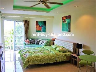 Fully furnished apartment on Jomtien beach Pattaya สตูดิโอ อพาร์ตเมนต์ 1 ห้องน้ำส่วนตัว ขนาด 34 ตร.ม. – หาดจอมเทียน
