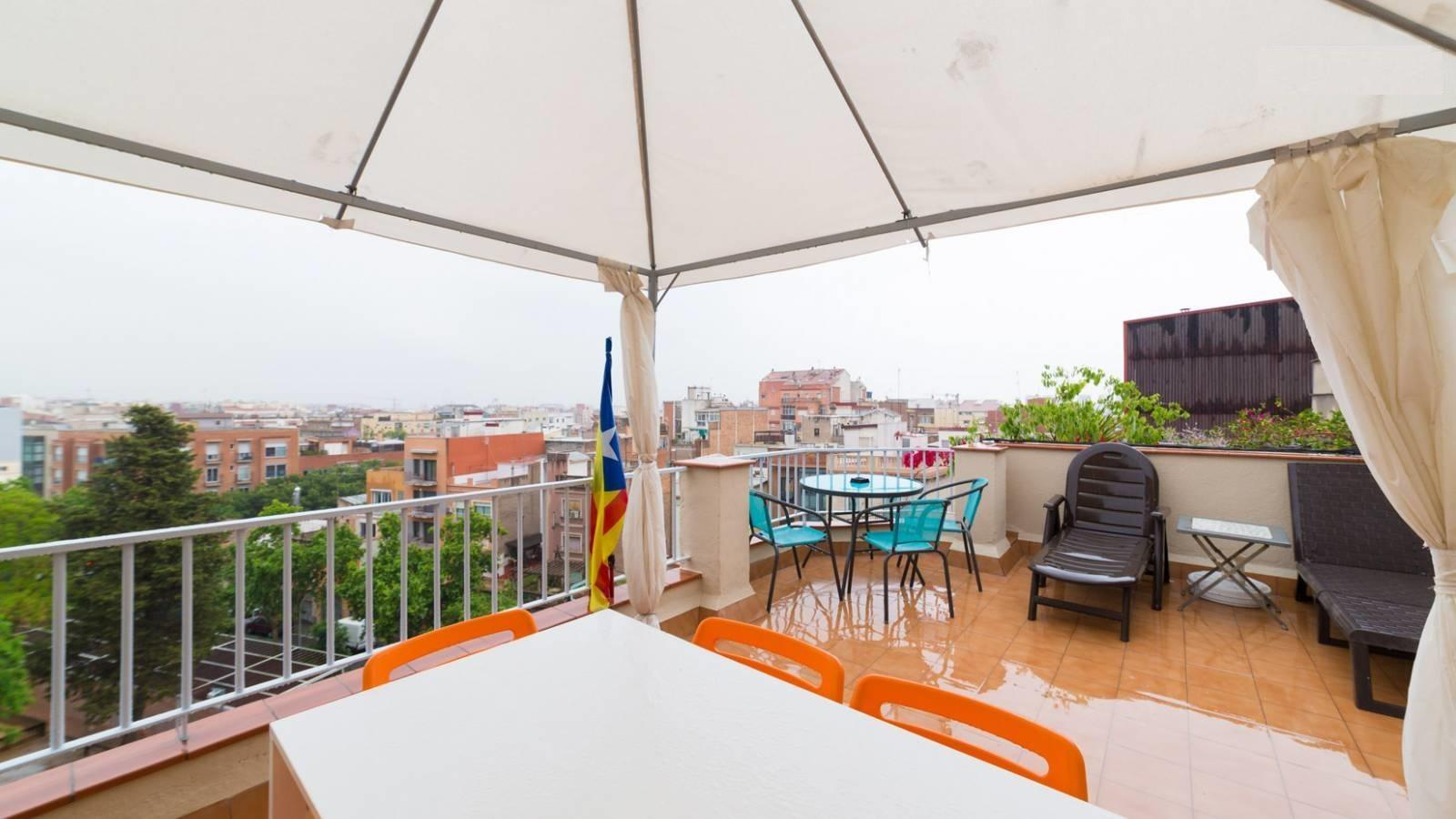 Duplex Orange With Terrace  Min 32 Night