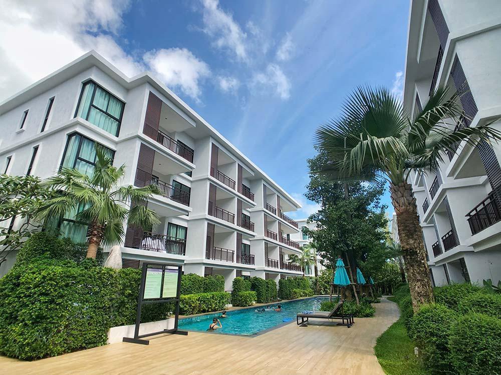 Along Rawai beach Condo อพาร์ตเมนต์ 1 ห้องนอน 1 ห้องน้ำส่วนตัว ขนาด 49 ตร.ม. – หาดราไวย์