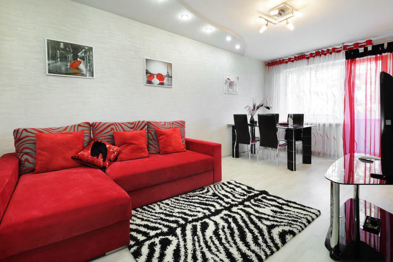 PaulMarie Apartments On Chkalova