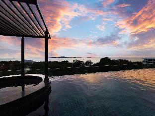 [プラタムナックヒル]一軒家(40m2)| 1ベッドルーム/1バスルーム [ONE] Net Red Cliff Restaurant sunset sea view