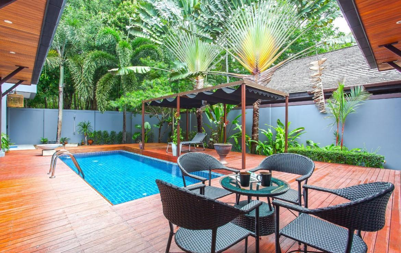 Tropical Villa Satori 3 Bedrooms Phuket