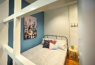 Lovely 2Bedroom /550m BTS(E5)/Near Asok/Fibre Wifi อพาร์ตเมนต์ 2 ห้องนอน 2 ห้องน้ำส่วนตัว ขนาด 43 ตร.ม. – สุขุมวิท