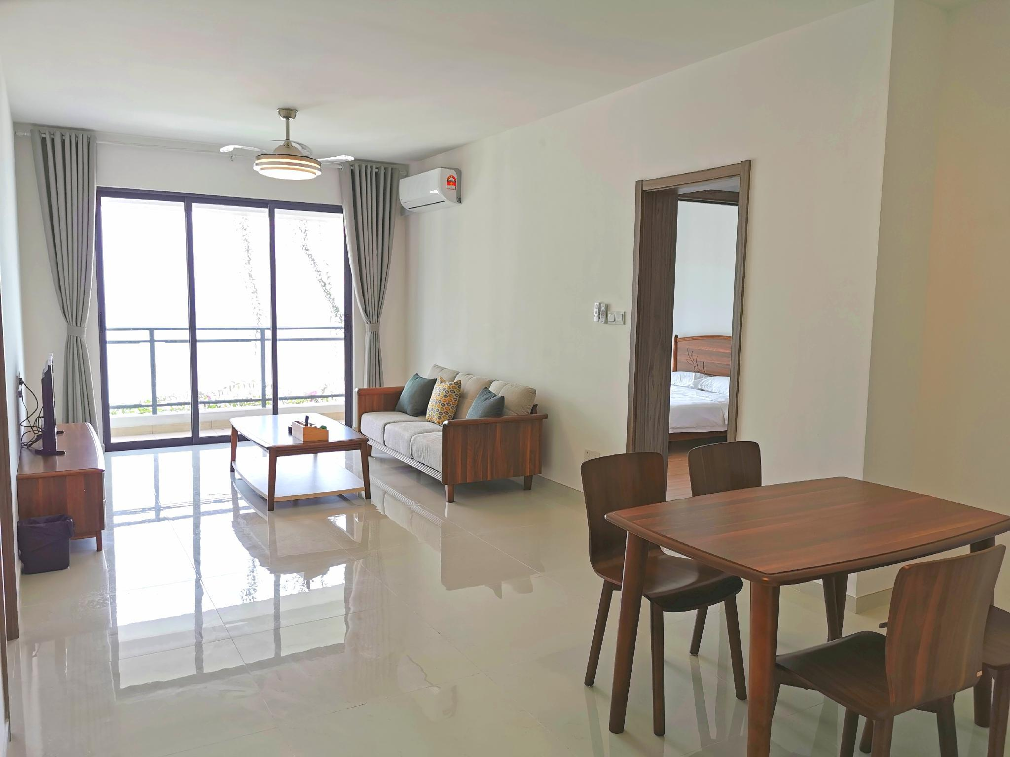 Rustic Style Luxury Apartment B2 @Forest City