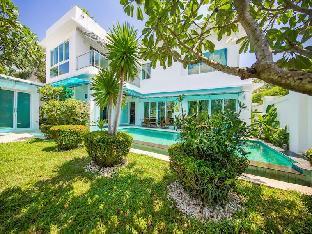 [ジョムティエンビーチ]ヴィラ(270m2)| 5ベッドルーム/5バスルーム CRYSTAL Pool Villa 5 Bedroom Palm Oasis Village