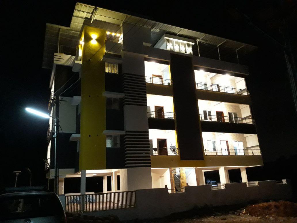 Aikya Service Apartment