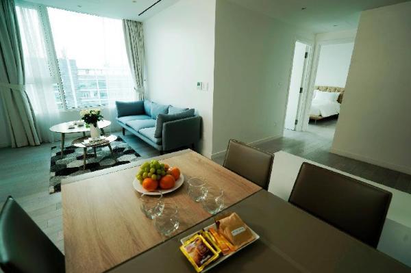 Leman Luxury Apartmentel 15J Ho Chi Minh City