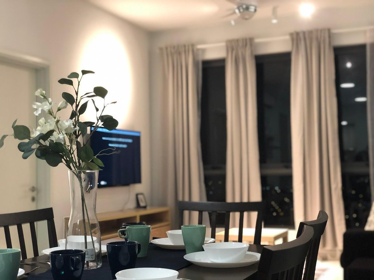 Cozy Homestay For 6 Pax  WiFi  @ Sfera Residensi
