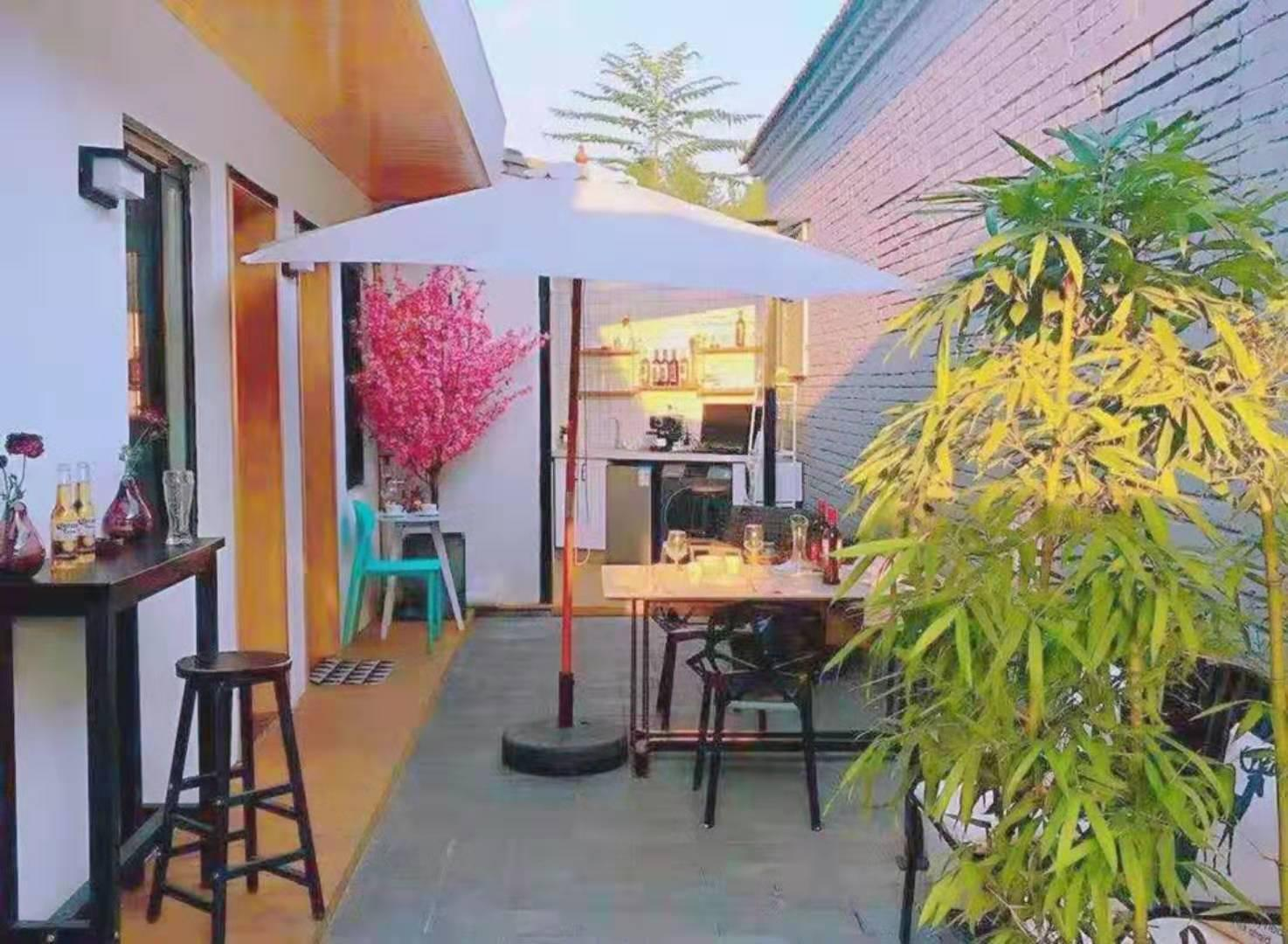 Homestay Quiet And Comfortable Courtyard