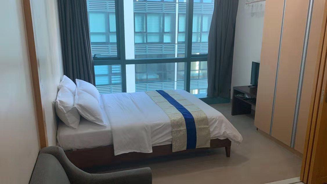 One Bedroom One Bedroom Suite 12K