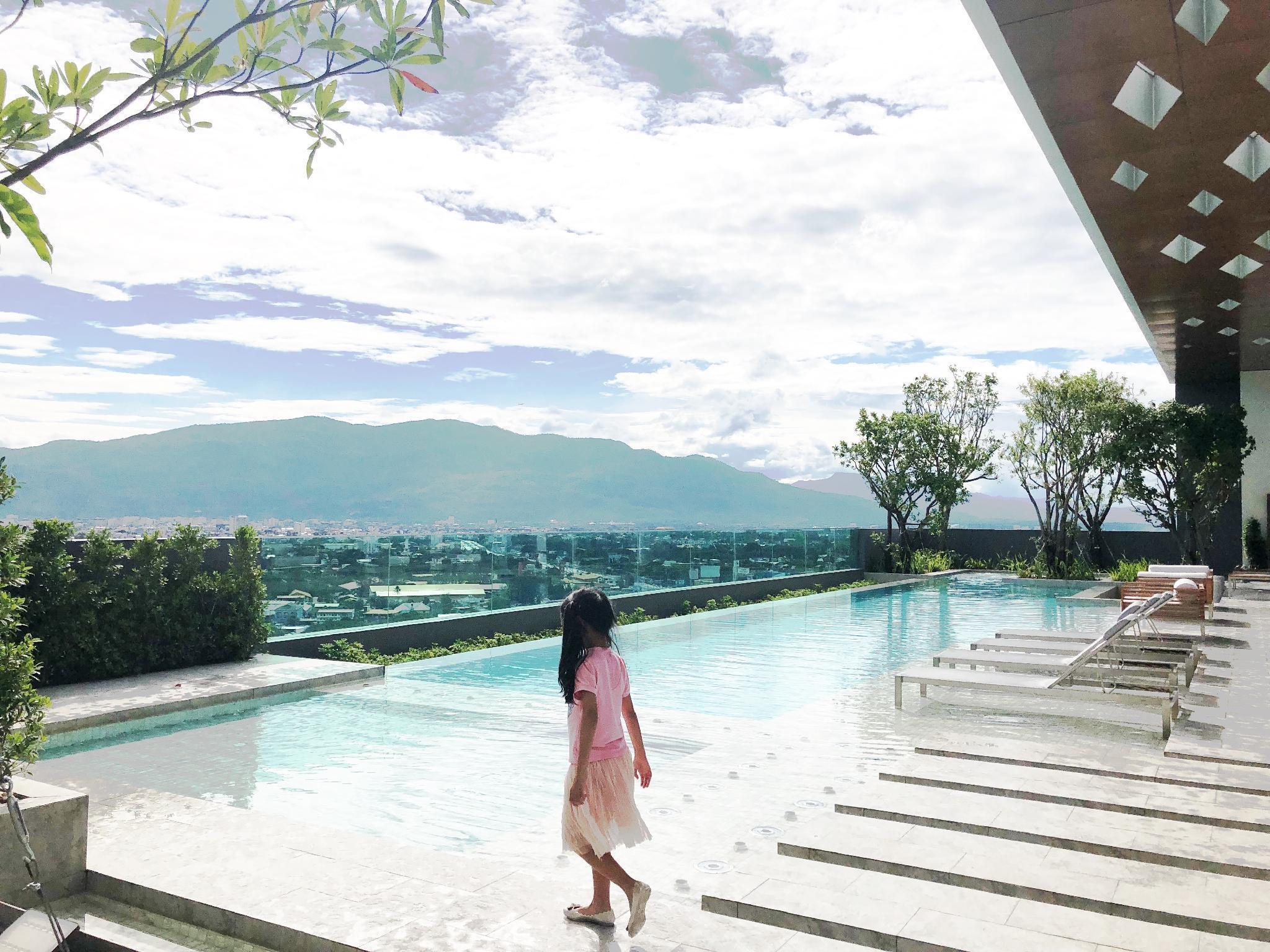 Escent Chiangmai อพาร์ตเมนต์ 1 ห้องนอน 1 ห้องน้ำส่วนตัว ขนาด 31 ตร.ม. – สันทราย