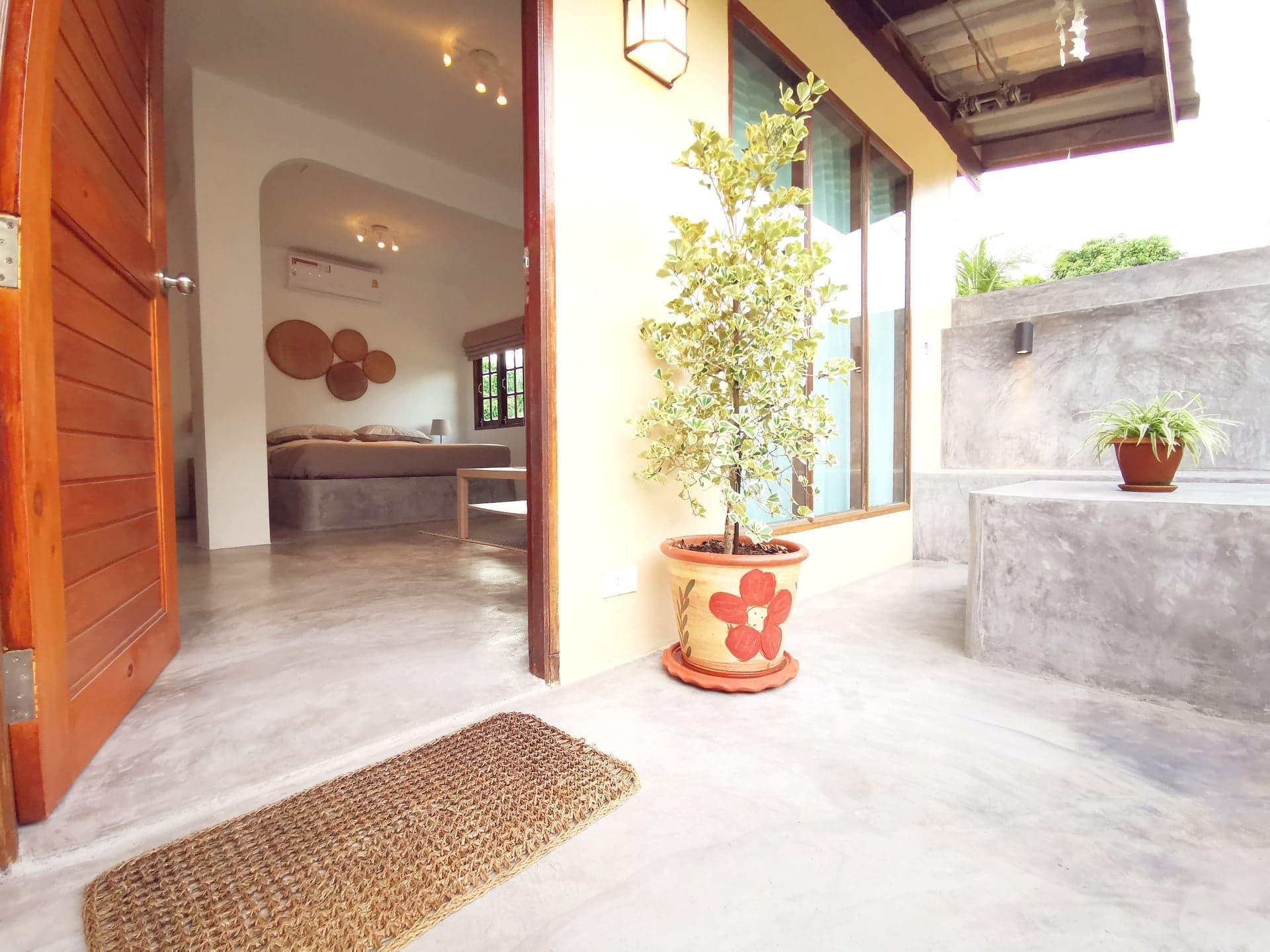 LiLi Room 1 อพาร์ตเมนต์ 1 ห้องนอน 1 ห้องน้ำส่วนตัว ขนาด 34 ตร.ม. – อ่าวบากันเตียง