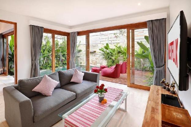 Romantic 1BR Villa W Private Pool&Bathtub-Brkfast