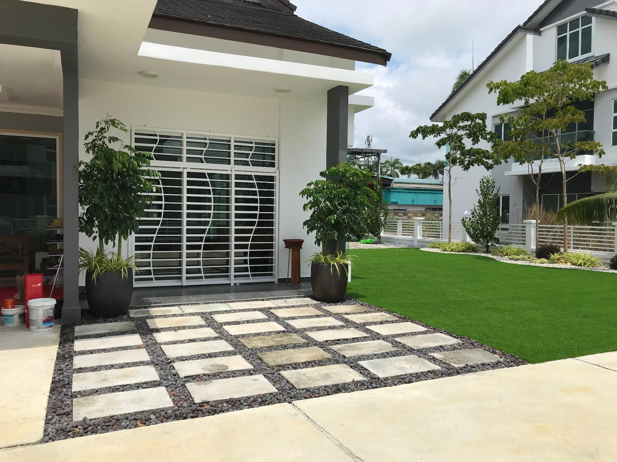 Sekinchan 6R 28 32Paxs With Private Swimming Pool