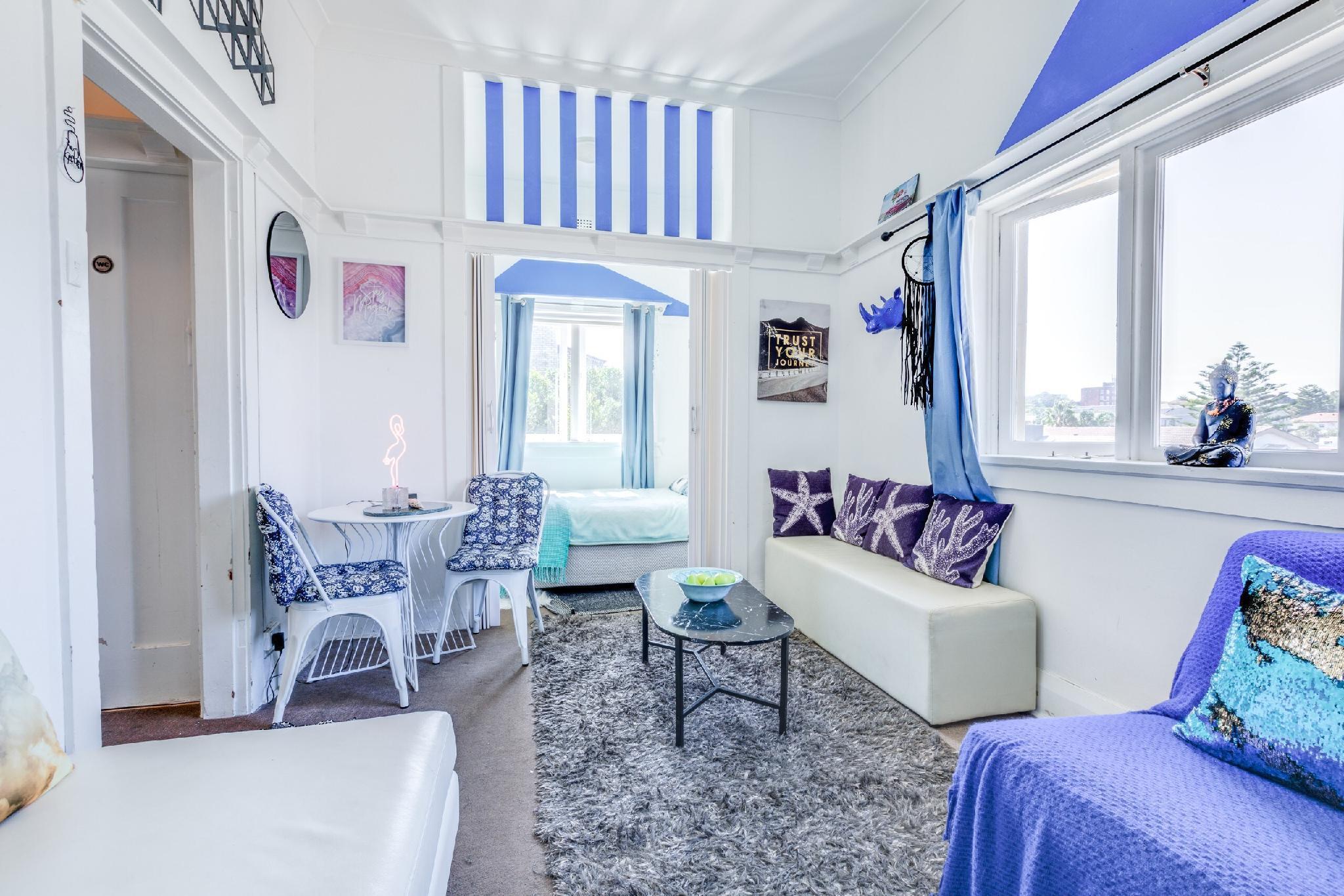 Bondi Beach Designer Apartment In Great Location