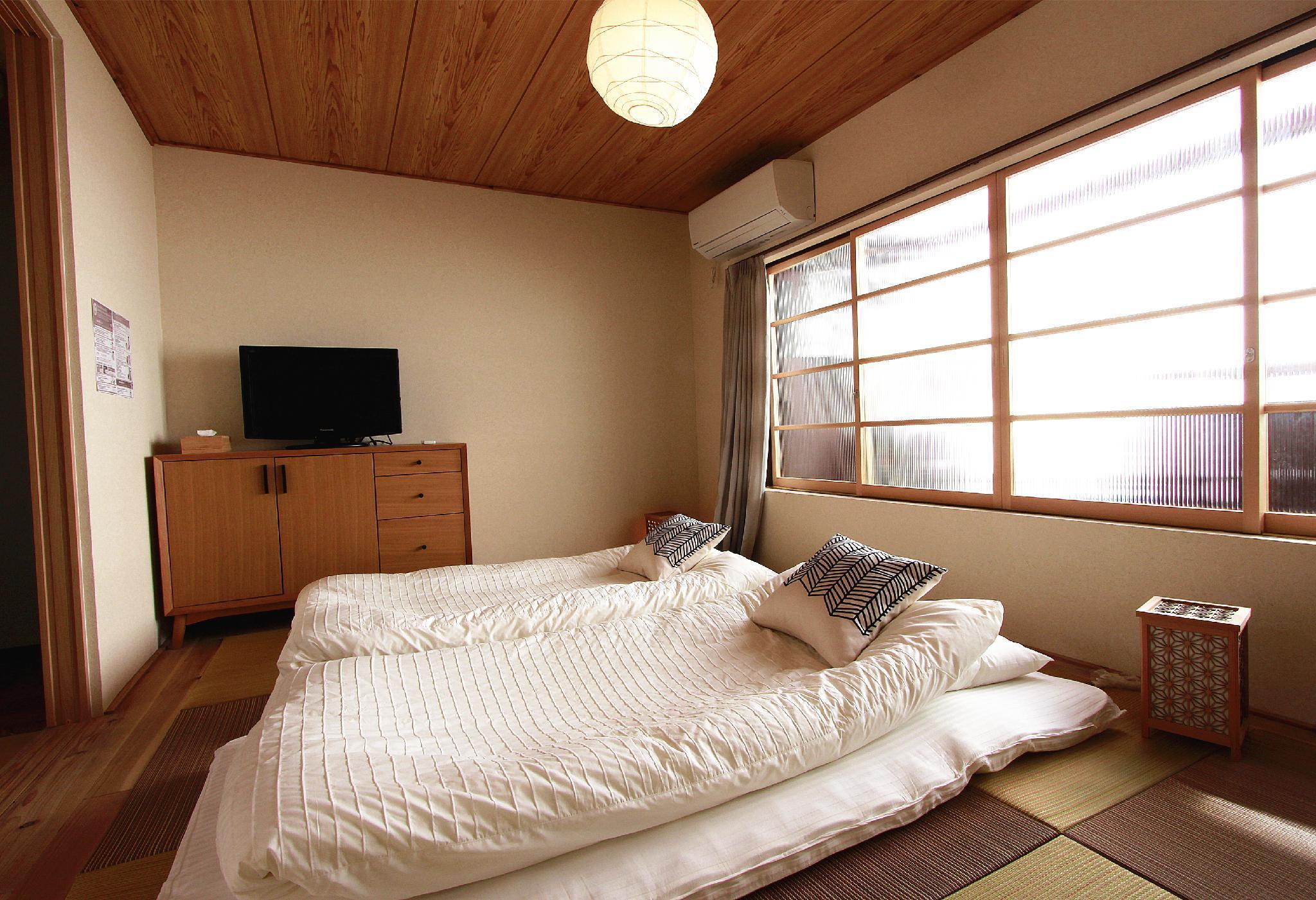 Kyoto Garden Villa  Kyujo Shijo Kamogawa 10 Min