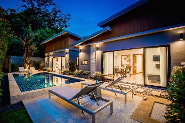 The Sister Private Pool Villa Phuket