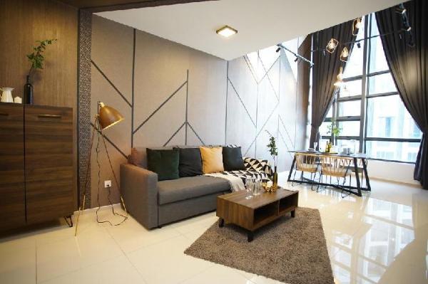 Instaworthy 1 BR Duplex @ EkoCheras BCOBNB #EC23 Kuala Lumpur