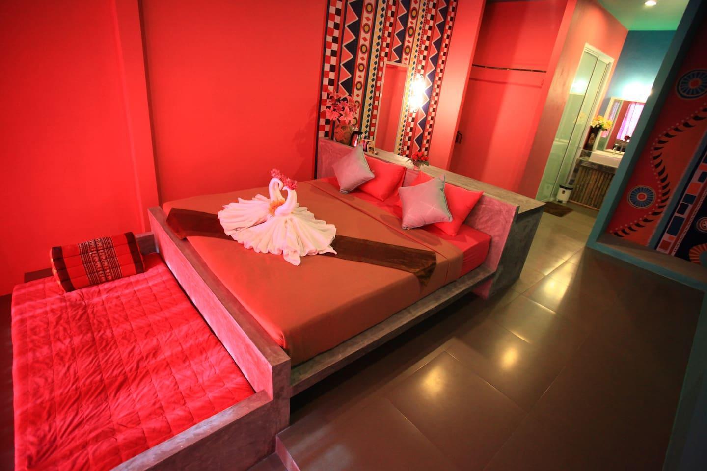 Cha-ba Beach Front 1 ห้องนอน 1 ห้องน้ำส่วนตัว ขนาด 30 ตร.ม. – หาดคลองดาว/หาดพระแอ